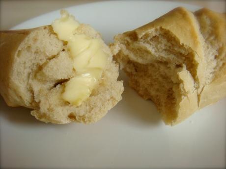 Hot Buttered Baguette