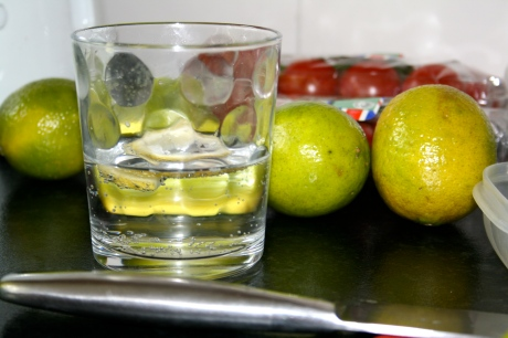 Rum and Limes