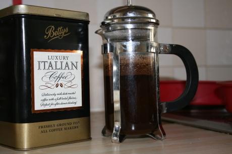 Betty's Coffee
