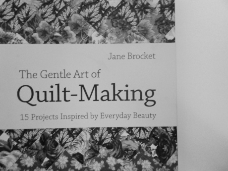 Quilt making book