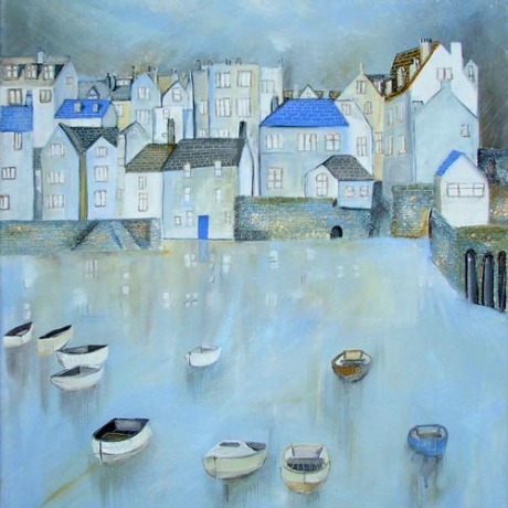 Lucy Young - Harbour Reflections