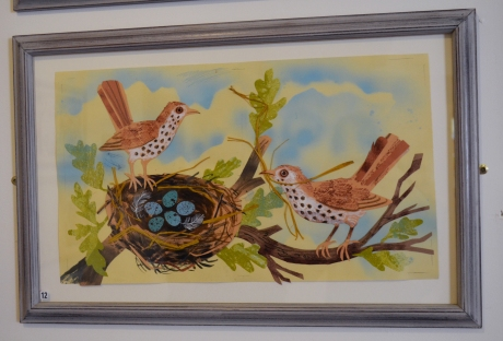 Mark Hearld Birds Nest