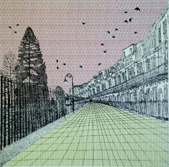 Royal York Crescent - Clare Halifax