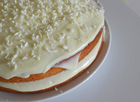 White Chocolate Icing