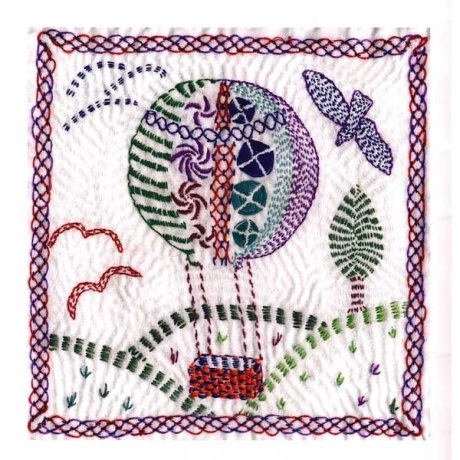 Just Stitches by Dulwich Quilters