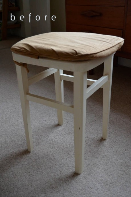 Stool Before Recovering