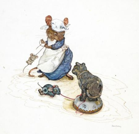 Jane Pinkney Illustration