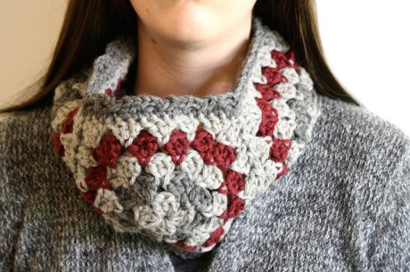 one sheepish girl granny cowl